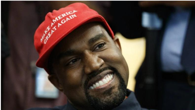 President Kanye West: Kanye West announce he's running for US president - gets the backing of Elon Musk 1