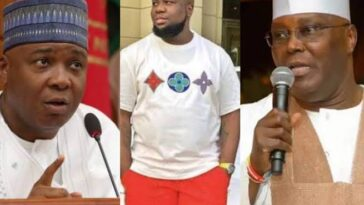 Atiku And Saraki Reacts After Being Linked To Suspected Nigerian Fraudster, Hushpuppi 8