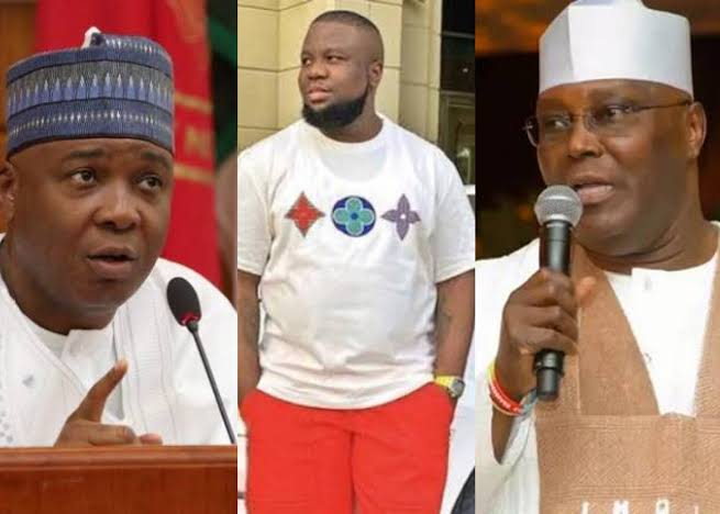 Atiku And Saraki Reacts After Being Linked To Suspected Nigerian Fraudster, Hushpuppi 1