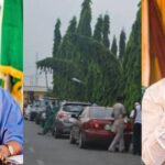 Drama As Oyo Deputy Governor Is Denied Access To Prayer Venue For Late Abiola Ajimobi 27