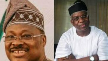 Ajimobi's Family Reacts After Blocking Oyo Deputy Governor From Participating In Fidau Prayers 7