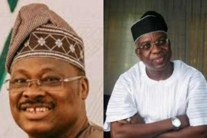 Ajimobi's Family Reacts After Blocking Oyo Deputy Governor From Participating In Fidau Prayers 1