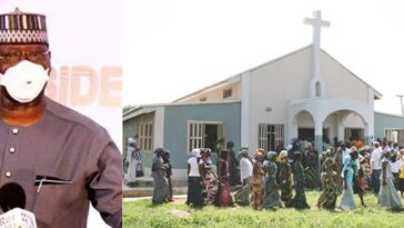 COVID-19: Nigerian Government Issues Strong Warning To Church Leaders Over Recklessness 6