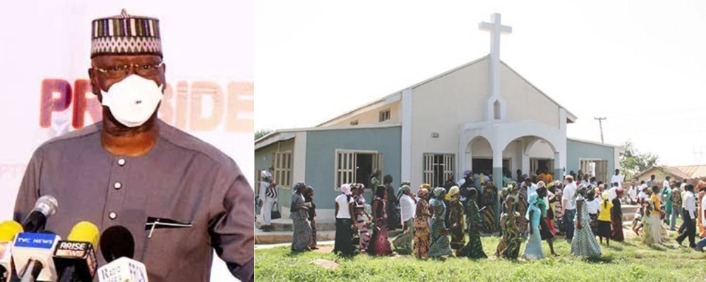 COVID-19: Nigerian Government Issues Strong Warning To Church Leaders Over Recklessness 1