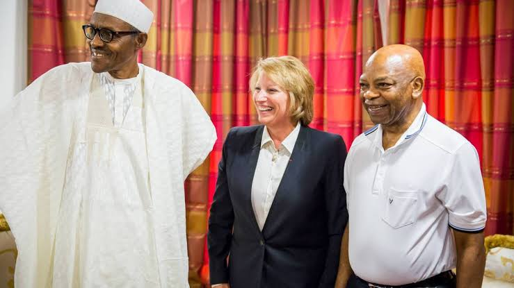 Igbos Will Be Eternally Grateful To President Buhari For 'Showing Love To South-East' - Arthur Eze 1