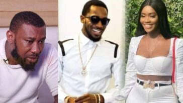 """Dbanj Was With His Wife When He Rαped Seyitan In 2018"" - Ex-Manager, Frank Amudo [Video] 4"