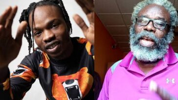 Naira Marley To Give Elder Nollywood Actor Jude Chukwuka N1 Million For Singing His Song [Video] 1