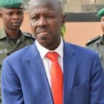 EFCC Acting Chairman, Ibrahim Magu Moved To Aso Rock After Arrest To Face Investigative Panel 27