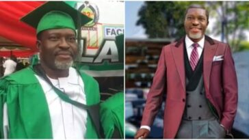 Actor Kanayo O. Kanayo Becomes A Lawyer At Age Of 58 After Passing Law School Exams 2