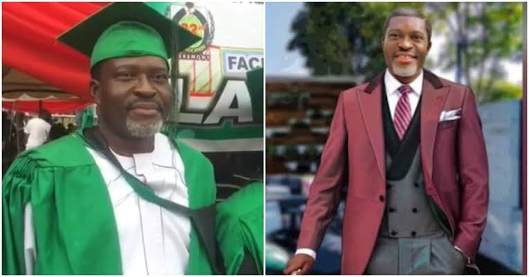 Actor Kanayo O. Kanayo Becomes A Lawyer At Age Of 58 After Passing Law School Exams 1
