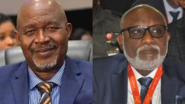 ONDO: Governor Akeredolu Didn't Win 2016 Election, We Rigged Him Into Power - Ex SSG, Abegunde 12