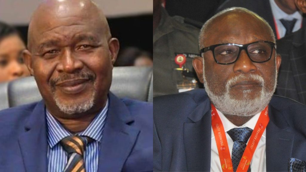 ONDO: Governor Akeredolu Didn't Win 2016 Election, We Rigged Him Into Power - Ex SSG, Abegunde 1