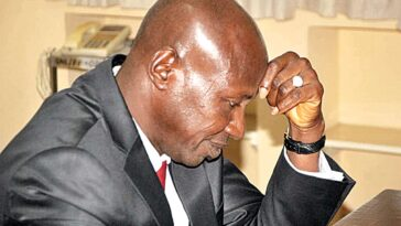Buhari suspends EFCC acting chaiman Ibrahim Magu over allegations of corruption - Breaking News 9