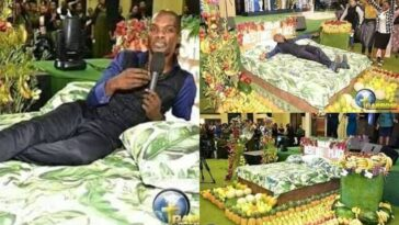 """This Is What Heaven Looks Like"" - Pastor Shows His Members [Photos] 2"