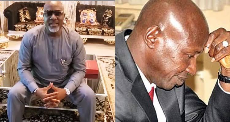 """Karma Na Shege"" - Dino Melaye Sing And Mock Suspended EFCC Boss, Ibrahim Magu [Video] 1"