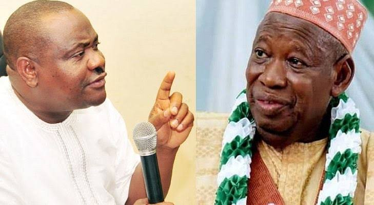 Edo Governorship Election: We Will Spend Ganduje's Dollars Before Sending Him Into Coma - Wike 1