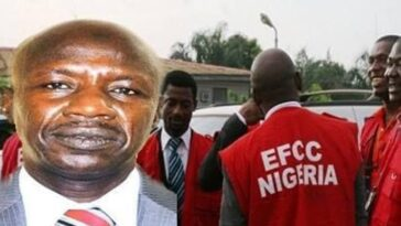 EFCC Appoints Director Of Operations, Mohammed Umar To Replace Embattled Boss, Ibrahim Magu 2