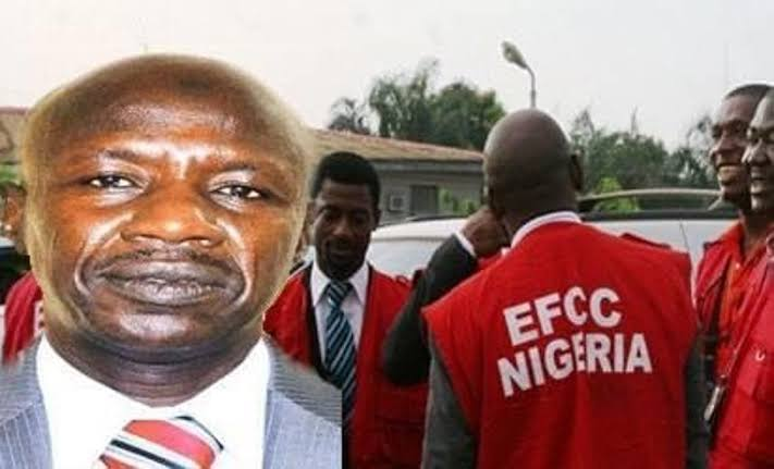 EFCC Appoints Director Of Operations, Mohammed Umar To Replace Embattled Boss, Ibrahim Magu 1
