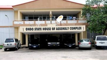 Impeachment Plot: Ondo Assembly Suspends Deputy Speaker, 2 Other Lawmakers Loyal To Deputy Governor 5