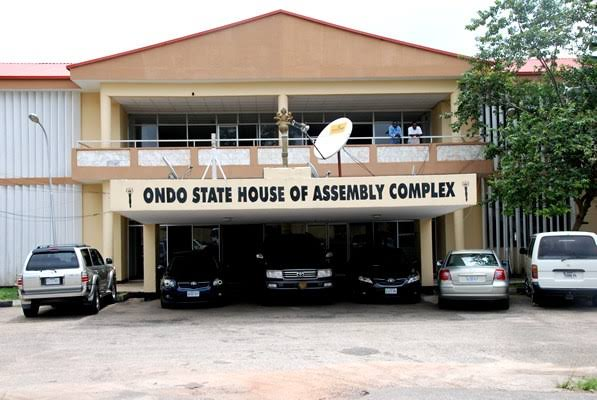 Impeachment Plot: Ondo Assembly Suspends Deputy Speaker, 2 Other Lawmakers Loyal To Deputy Governor 1