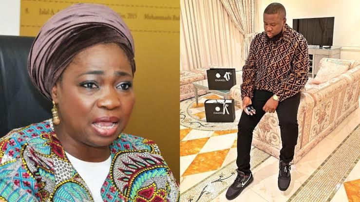 Hushpuppi Has Tarnished Nigeria's Image, Fraud Does Not Represent Who We Are – Abike Dabiri-Erewa 1