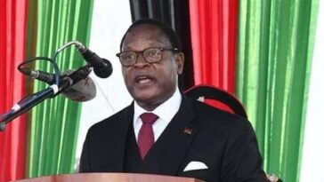 Malawi President, Lazarus Chakwera Appoints Family And Relatives As Members Of His Cabinet 2