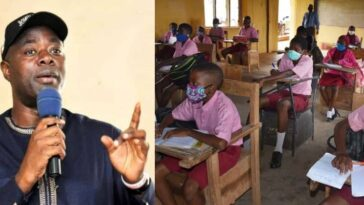COVID-19: Governor Makinde Defies FG, Says SS3 Students In Oyo Will Go Ahead With WAEC Exams 2