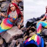 Ex-BBNaija Star, Thelma Is A Mermaid In Her 28th Birthday Photoshoots 27