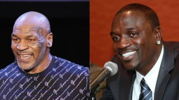"""Congolese People Are Strong, They Kill Gorillas With Their Bare Hands"" - Akon Tells Mike Tyson [Video] 1"