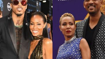 Jada Pinkett Smith Admits Having Affairs With August Alsina During Marriage Crisis With Will Smith 6