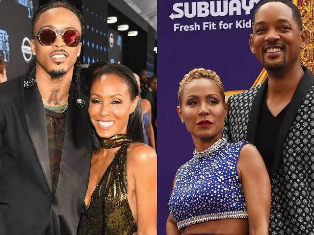 Jada Pinkett Smith Admits Having Affairs With August Alsina During Marriage Crisis With Will Smith 1