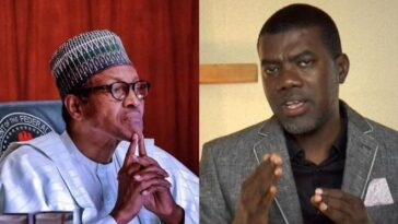 Jonathan's Aide, Reno Omokri Attacks President Buhari Over Cancellation Of WAEC Examination 9