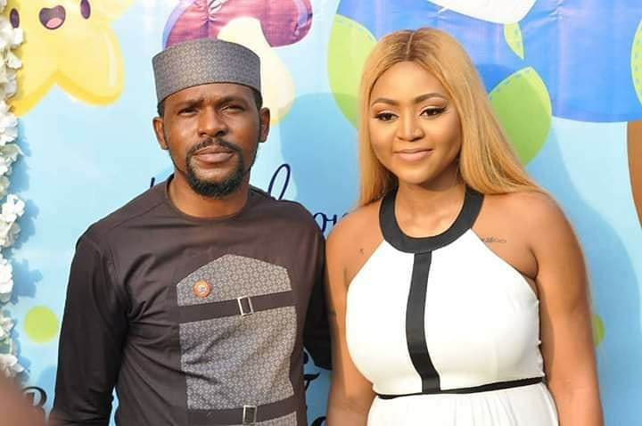 Top Celebrities Attends Naming Ceremony Of Regina Daniels And Ned Nwoko's Son [Photos/Video] 2