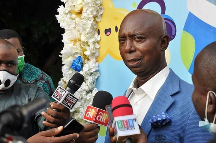 Top Celebrities Attends Naming Ceremony Of Regina Daniels And Ned Nwoko's Son [Photos/Video] 8