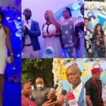 Top Celebrities Attends Naming Ceremony Of Regina Daniels And Ned Nwoko's Son [Photos/Video] 28