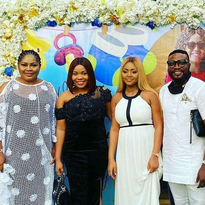 Top Celebrities Attends Naming Ceremony Of Regina Daniels And Ned Nwoko's Son [Photos/Video] 6