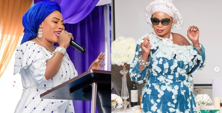 COVID-19: Prophetess Mary Olubori Allegedly Selling Her Saliva To Church Members For N550,000 1