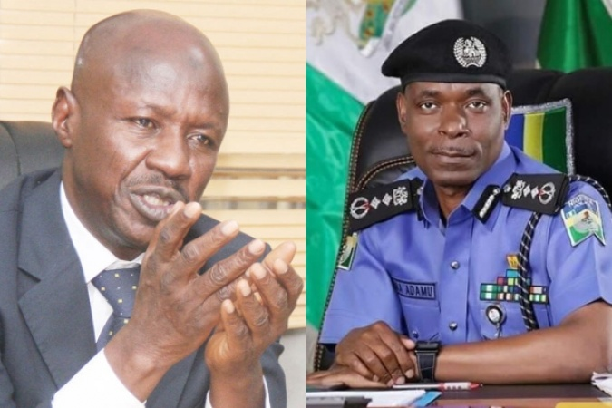 Suspended EFFC Boss, Magu Seeks Bail As IGP Adamu Withdraws Police Officers Attached To Him 1