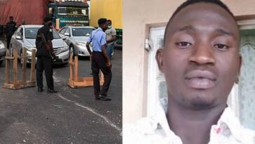 32-Year-Old Businessman Shot Dead By Drunk Police Officer While Going To Work In Ibadan 1