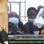 Joy Nunieh: Ex-Managing Director Of NDDC Accuses Godswill Akpabio Of Corruption And Fraud [Video] 28