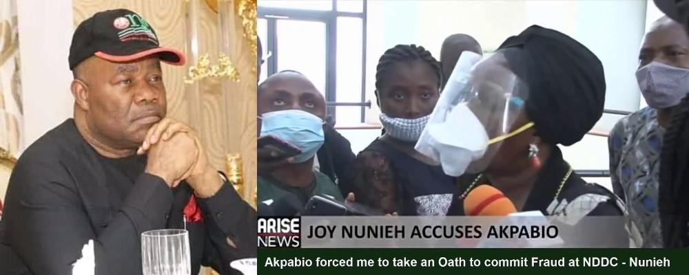 Joy Nunieh: Ex-Managing Director Of NDDC Accuses Godswill Akpabio Of Corruption And Fraud [Video] 1