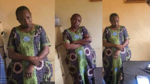 Female NNPC Staff Arrested For Torturing 14-Year-Old Girl She Took From IDP Camp In Kaduna 1
