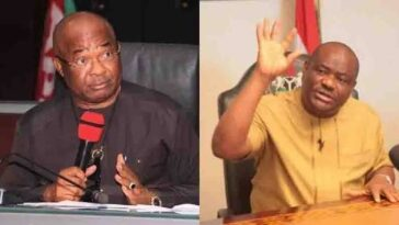 Governor Wike: I Never Said Governor Hope Uzodinma Is An 'Internationally Recognized Fraudster' 8