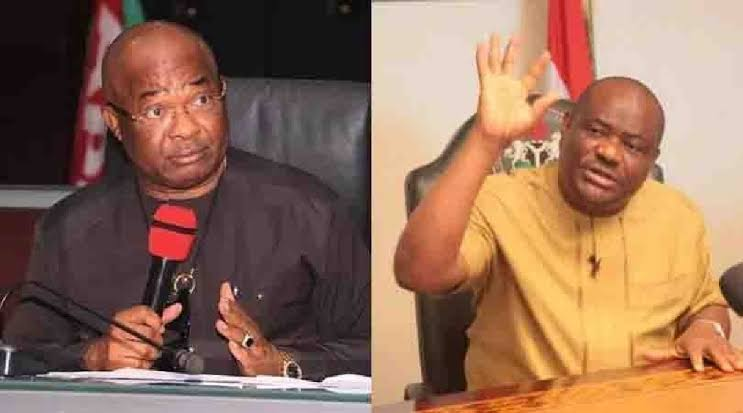 Governor Wike: I Never Said Governor Hope Uzodinma Is An 'Internationally Recognized Fraudster' 1