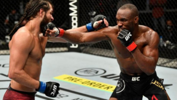 Nigeria's Kamaru Usman Defeated Jorge Masvidal To Retain UFC Welterweight Championship [Video] 4
