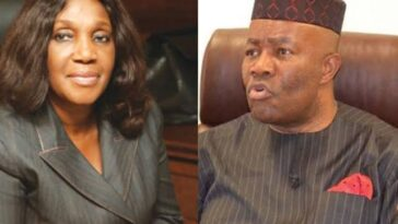 Nigerians Attacks Akpabio Over His Response To Corrupt Allegations By Joy  Nunieh [Video] 3