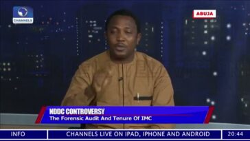 NDDC Controversy Depeens As Kolawole Johnson Exposes More Corruption And Looting Spree 1