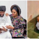 """""""My Husband Fainted When Our Son Was Delivered"""" – Actress Toyin Abraham 27"""