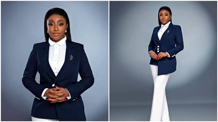 Actress Ini Edo Re-Appointed As Special Adviser To Governor Emmanuel Udom Of Akwa Ibom State 1