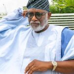 ONDO: APC Reportedly Disqualifies Governor Akeredolu From Participating In The Party's Primary Election 27